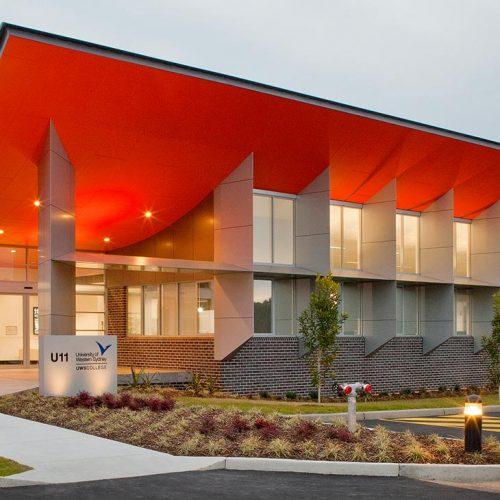 Western Sydney University – Nirimba Building