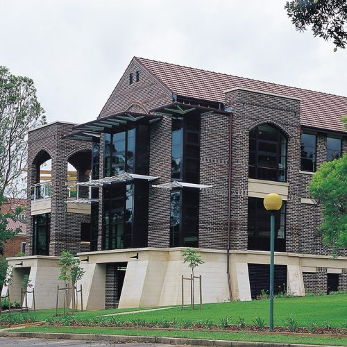 Pymble Ladies College – Conde Library