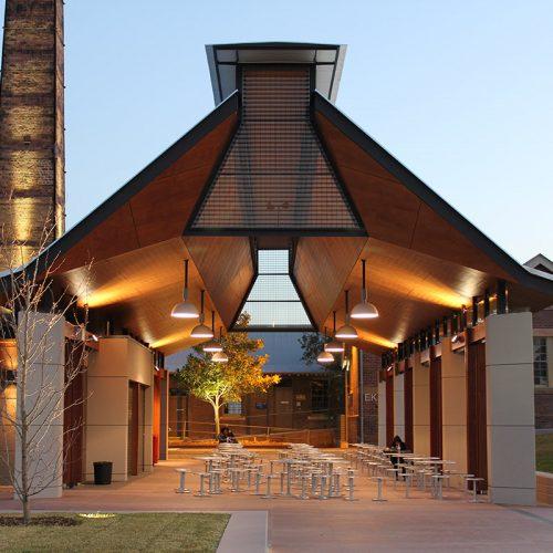 Western Sydney University – Boiler House