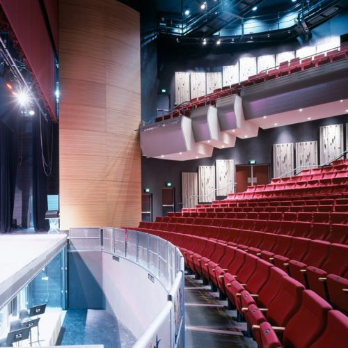 Pymble Ladies College – Performing Arts Centre