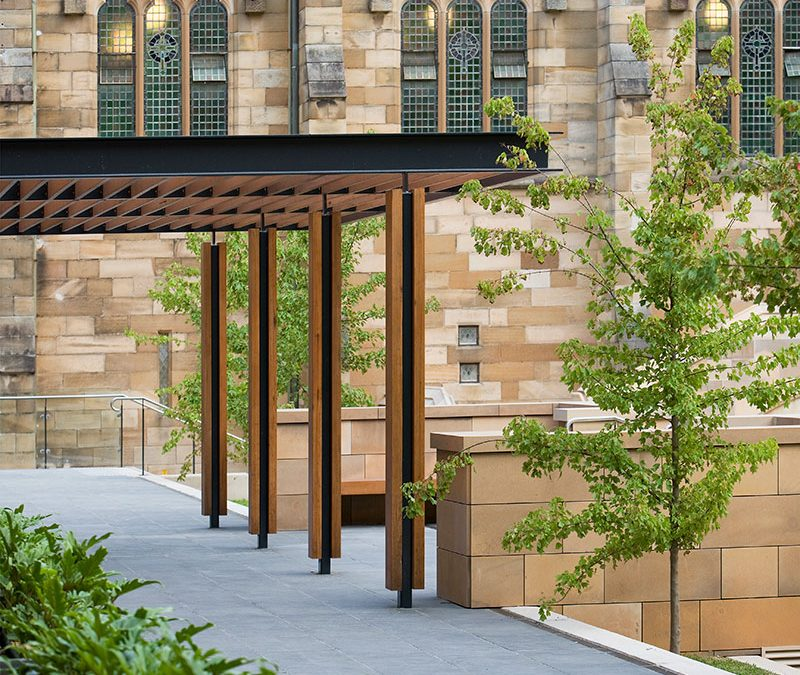 Sydney University – St John's College