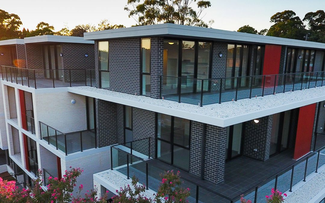 Community Housing – Lawrence Street Apartments