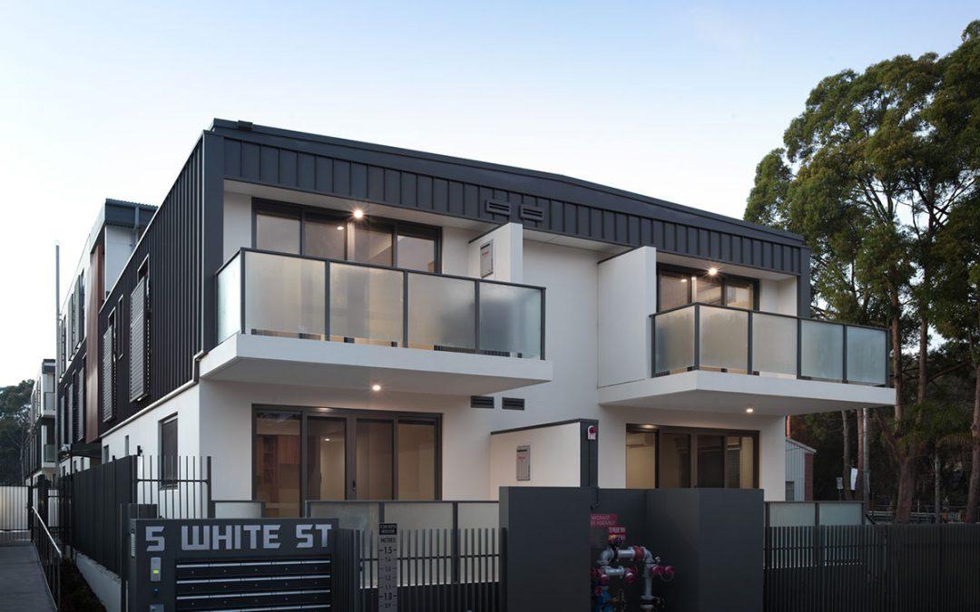 White St Apartments