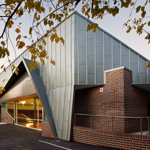 Meriden Junior School – Blackman Auditorium