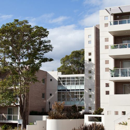 Community Housing – Gladesville apartments