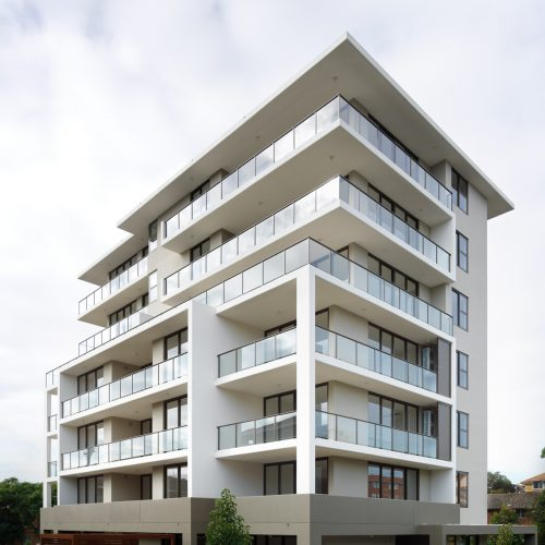 Zinc Apartments